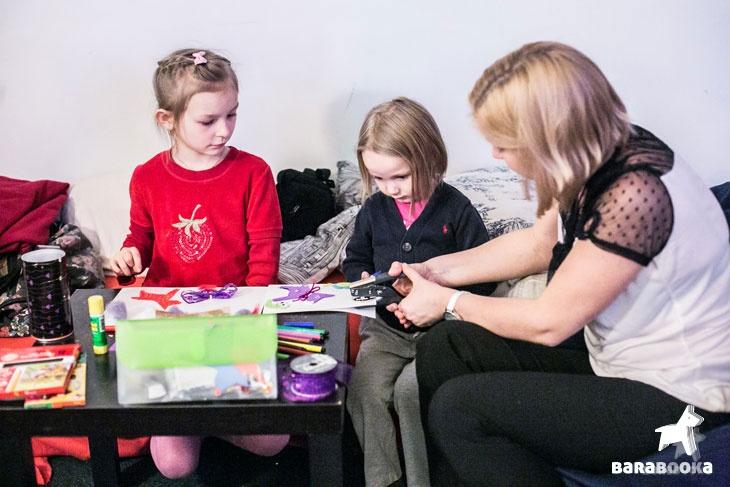 Заводій книгоподій Настя Музиченко вчить малявок дружити з БараБукою