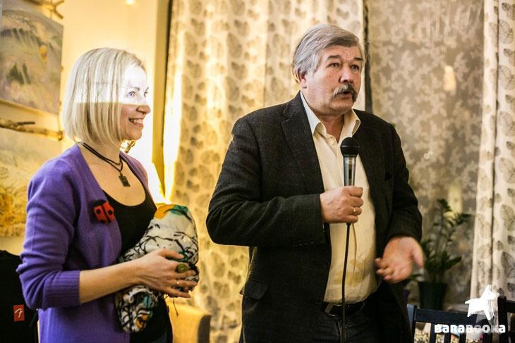 Журнал для підлітків «Однокласник» у складі Марії Артеменко та Сергія Іванюка
